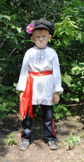День села Половинного-2011