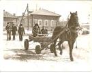Семья Буканаевых на лошади