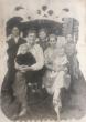 Выползовы-Бирюковы в 1951 году